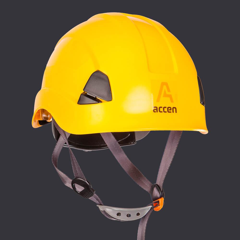 Hełm ochronny LOKI- akcesoria ochrony indywidualnej Accen