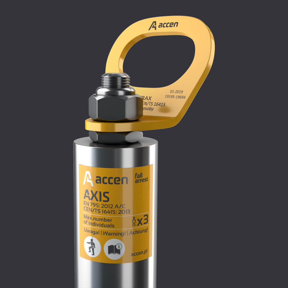 Accen Axis ST- punkt kotwiczący