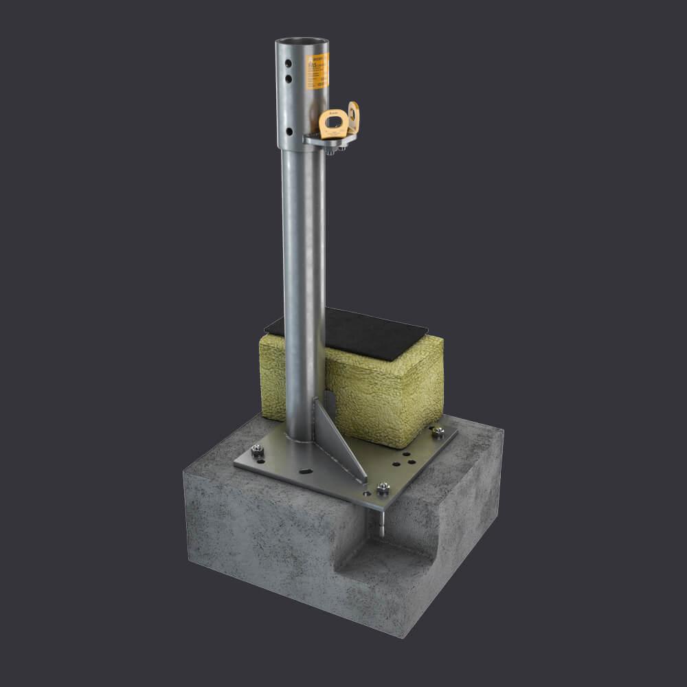 Gniazdo stropowe FAS ST- Accen- system dostępu do elewacji