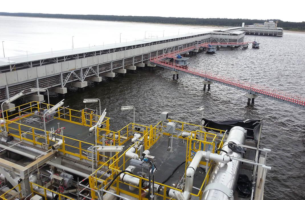 Przemysł morski - Systemy Asekuracyjne- Accen- realizacje 5