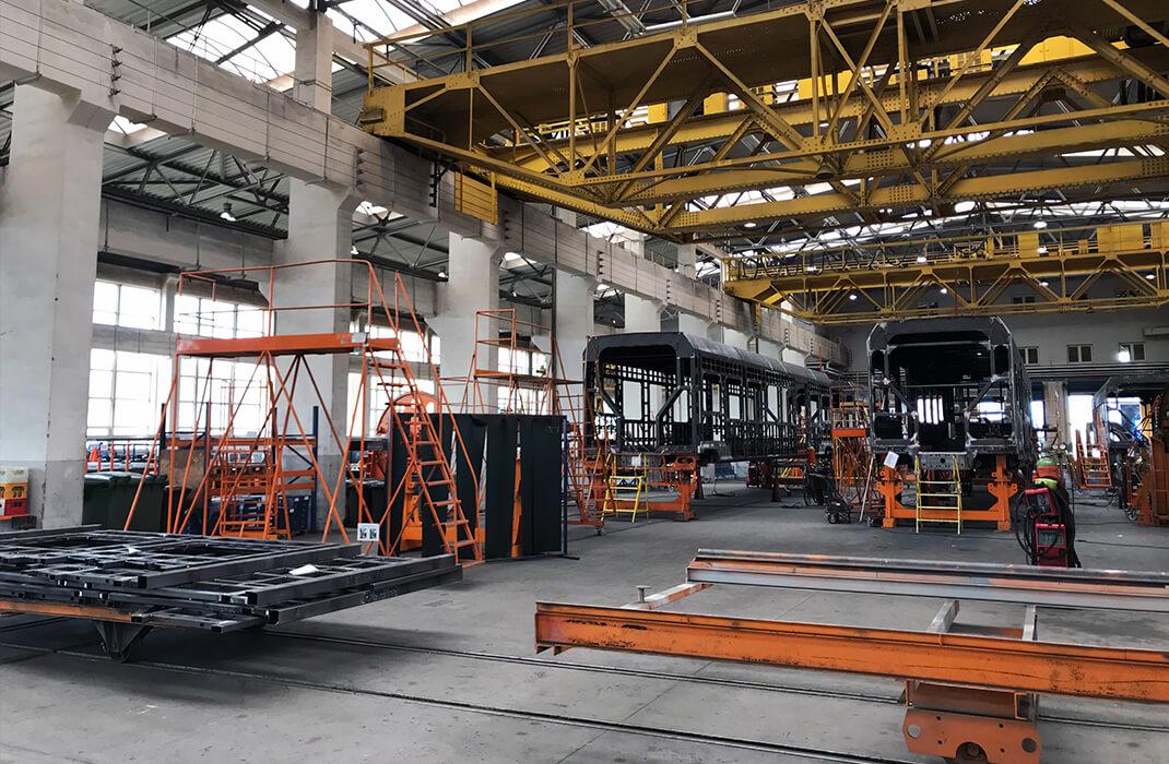 Przemysł ciężki - Systemy Asekuracyjne- Accen- realizacje 2