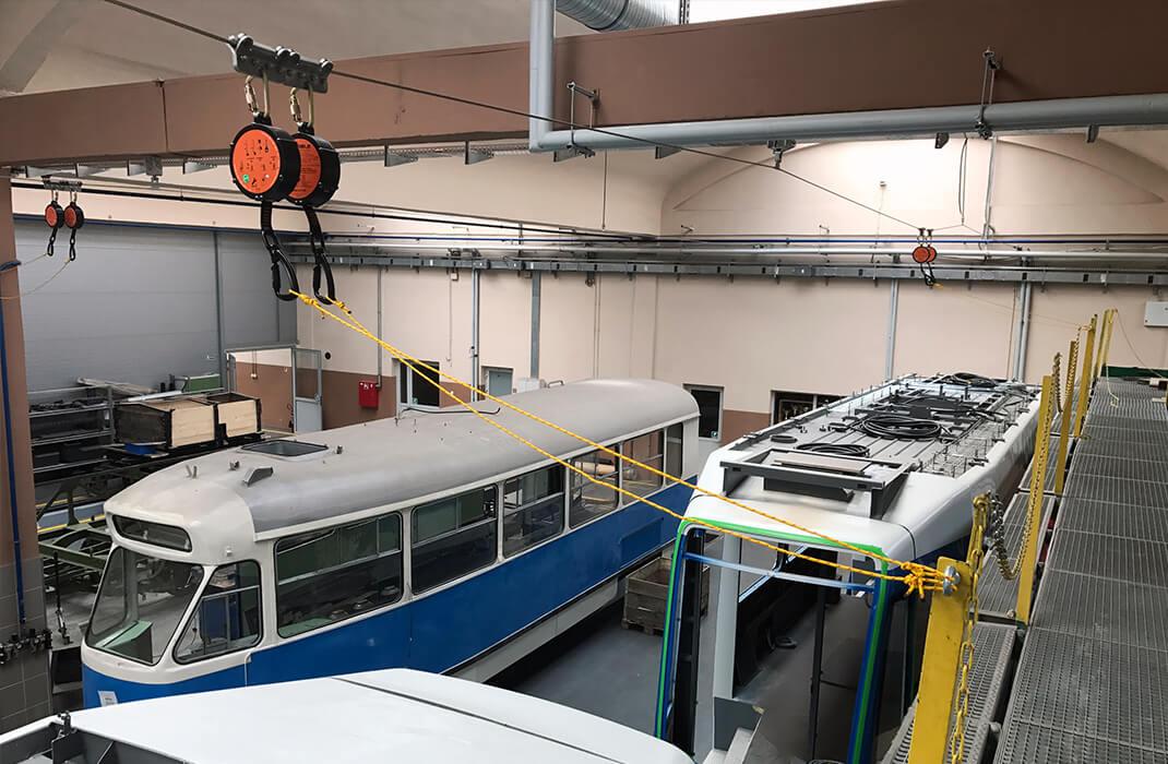 Transport publiczny - Systemy Asekuracyjne- Accen- realizacje 2