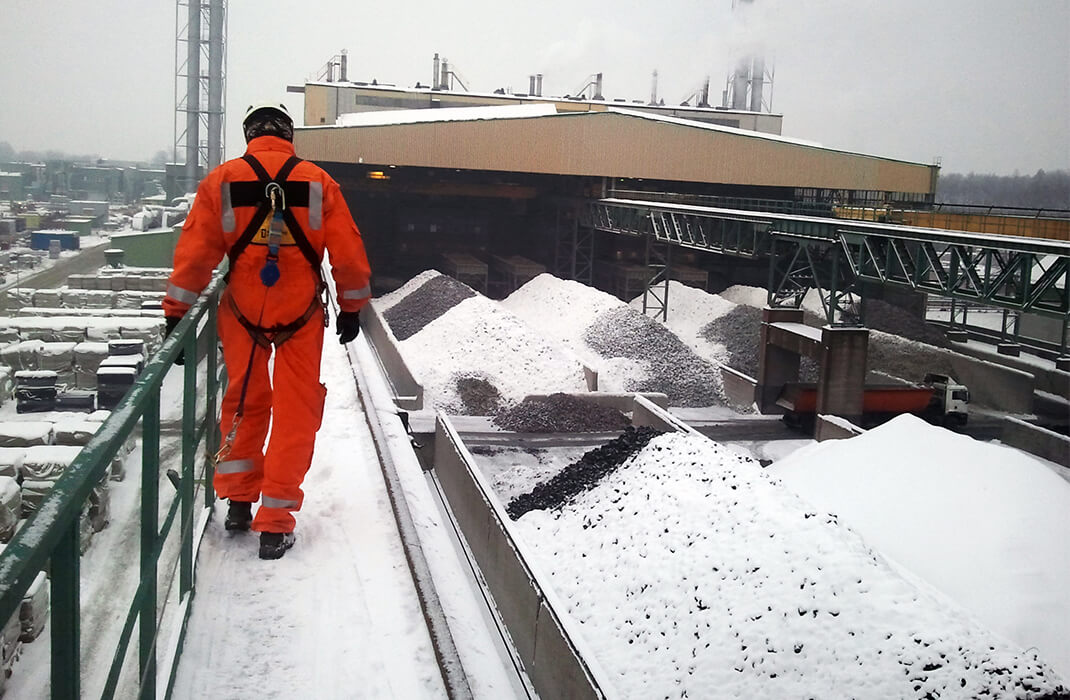 Przemysł wydobywczy - Systemy Asekuracyjne- Accen- realizacje 5