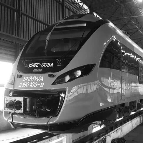 Systemy asekuracyjne- branża- kolejowa