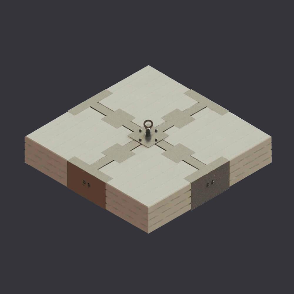 Stonekit - bezwładna masa kotwicząca- urządzenie kotwiczące