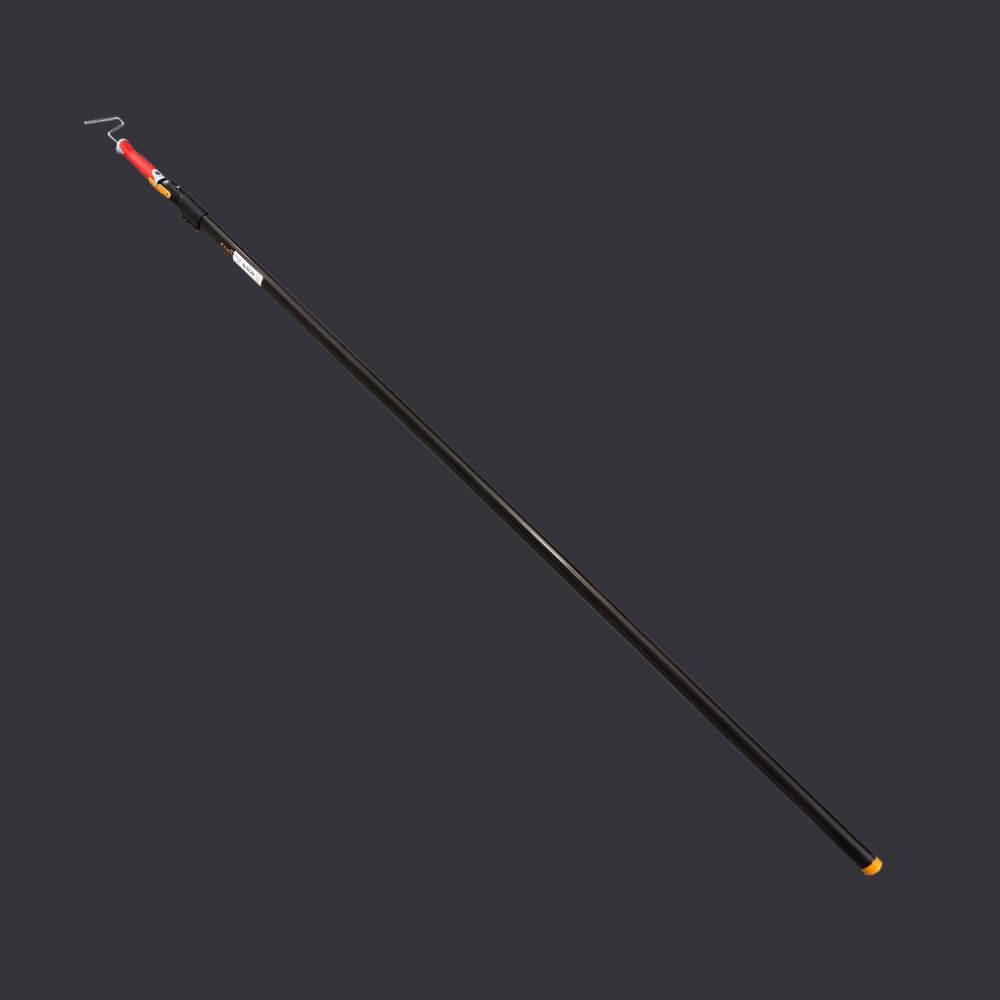 Tyczka teleskopowa - Telescopic Pole - ściąganie linki urządzenia samohamownego
